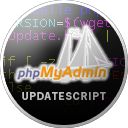 phpMyAdmin-Updatescript